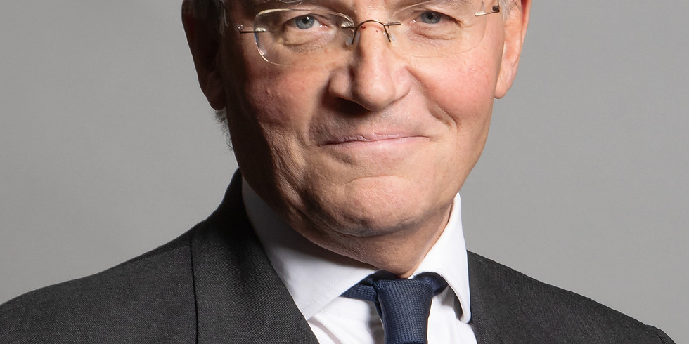 Member of Parliament and Former U.K Secretary of State for International Development, Rt Hon Andrew Mitchell