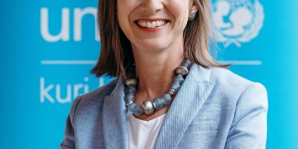 UNICEF: A discussion with Julianna Lindsey, UNICEF's Country Representative to Rwanda