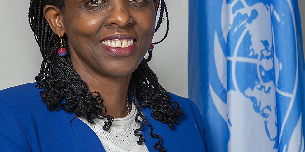 Dr. Agnes Kalibata, UN Secretary General's Special Envoy for the Food System's Summit and President of AGRA