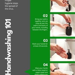 Handwashing 101