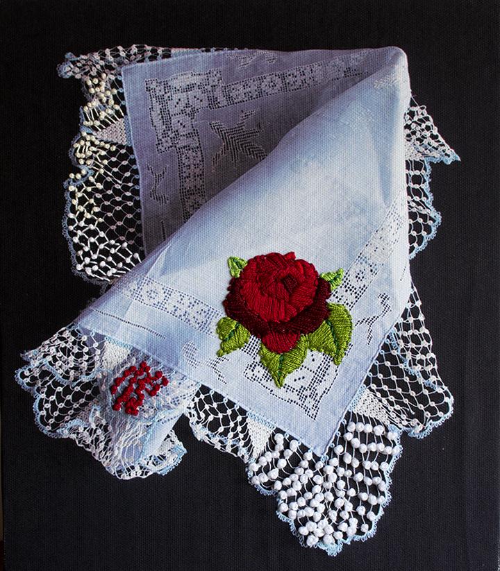 Clue Handkerchief