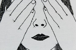 Hush (detail 2)