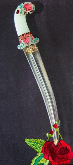 Clue Dagger