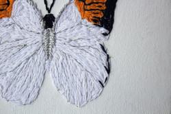 Butterflies flew around (detail)