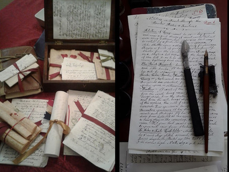 Introduction to 19th Century Penmanship & How to Do It.