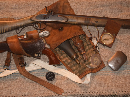 "The ""Hunting Bag"" of the 18th-19th Century American Frontier"