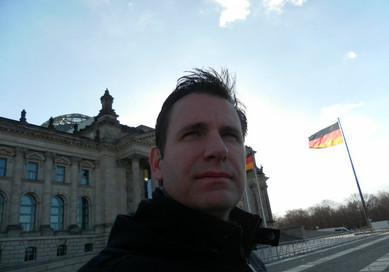 Attending the Bundestag in Berlin