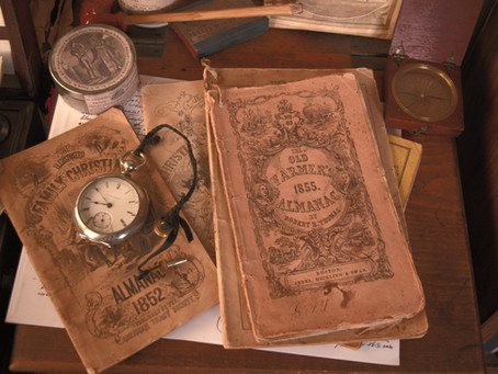 Keeping Time in the Old West & Why You Should Still Carry an Almanac