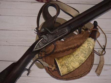 The Gun-Flint & Flint-Lock, Learn About a Vanishing Weapon of America's Frontier Past