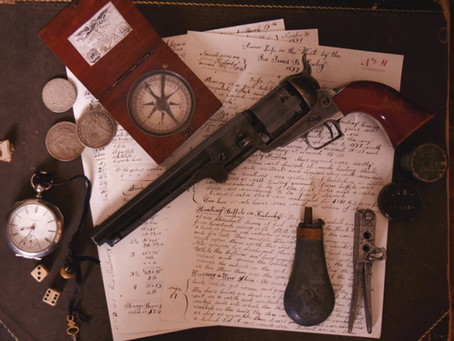 "Colt's .36 ""Navy Revolver"" & The Lesser-Known Tips from Sam Colt Himself"