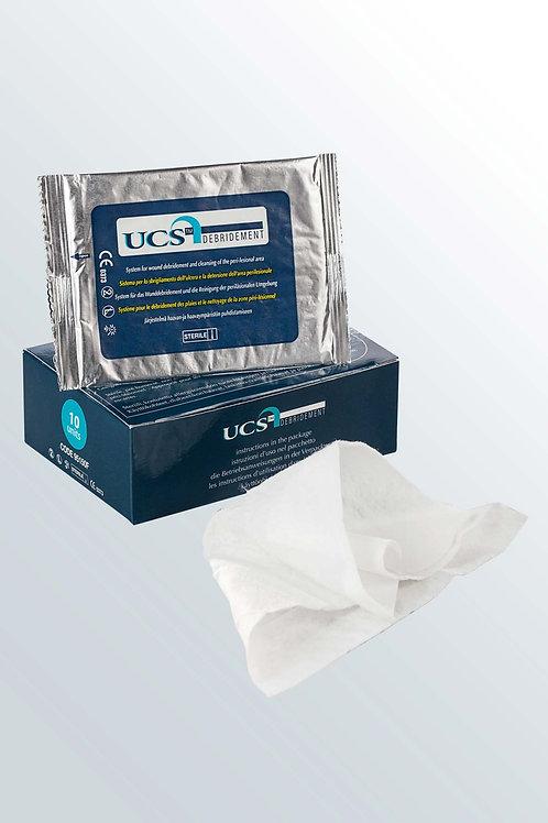 UCS Sistema de limpieza de ulceras y heridas en general