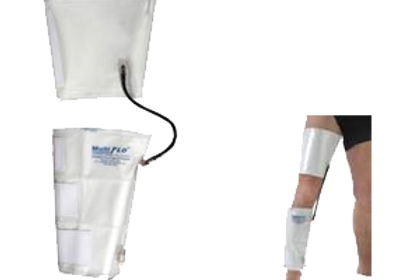 Prenda DVT hasta la rodilla (bilateral)