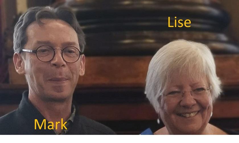 Lise-Agnel-et Mark-Grant
