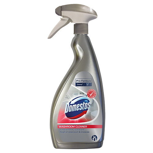 DOMESTOS - 浴室清潔噴劑 750ml