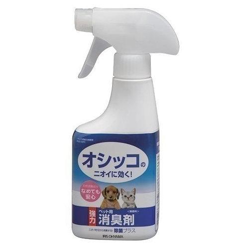 日本製 IRIS OHYAMA 強力寵物除臭殺菌劑噴霧 320 ml