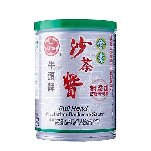 牛頭牌 - 台灣「全素」沙茶醬 250g (無添加防腐劑及味素)