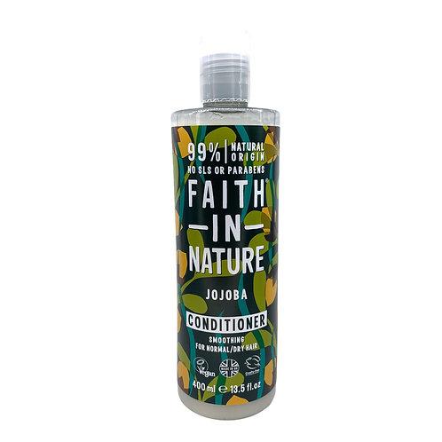 Faith in Nature 荷荷巴油護髮素,中性和乾性髮質400ml