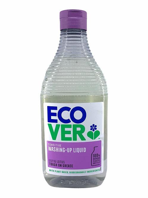 Ecover - 低敏百合蓮花洗潔精 450ml - 敏感皮膚適用