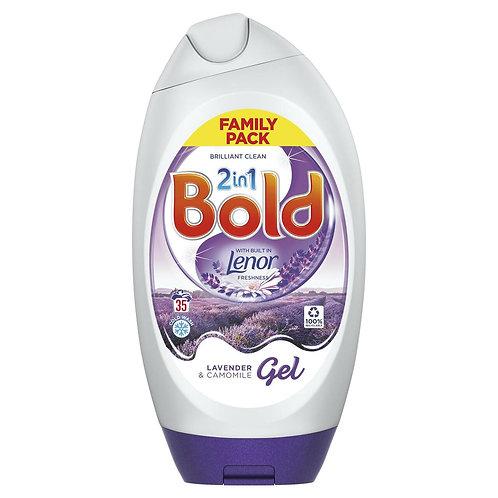 P&G - Bold 2合1洗衣液1295毫升 - 薰衣草洋甘菊清香