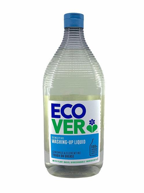 Ecover - 低敏洋甘菊和柑桔洗潔精 950ml - 敏感皮膚適用