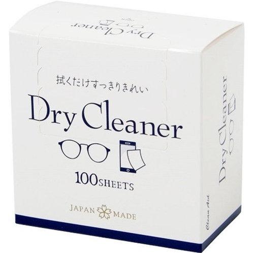 日本製 AZFI 超細纖維眼鏡手提電話螢幕清潔乾抹紙100枚入
