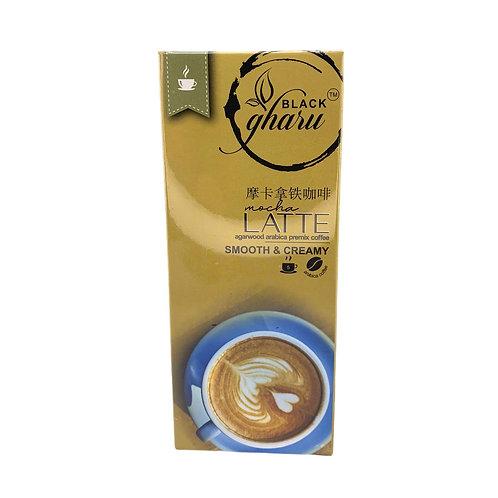 馬拉清真 - 清真馬來西亞沉香木阿拉伯摩卡拿鉄咖啡 30g x 5
