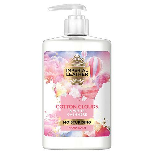 CUSSONS IMPERIAL LEATHER - 棉花雲和白羊絨保濕洗手液300ml