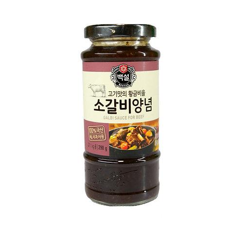 CJ - 韓國CJ 牛肋骨醬 (不辣) 290g