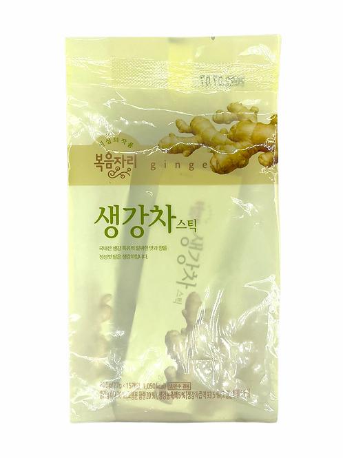 韓國 Bokumjari 蜂蜜老薑茶 (方便裝) - 27g*15杯