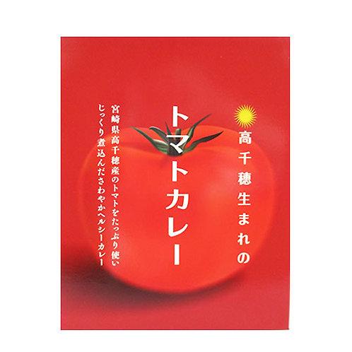 九州高千穗番茄咖哩 180g (甘口)