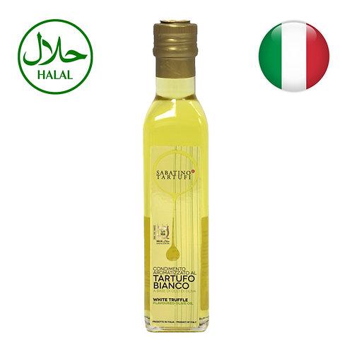 Sabatino - 意大利天然⽩松露橄欖油 250 ml (清真認證)