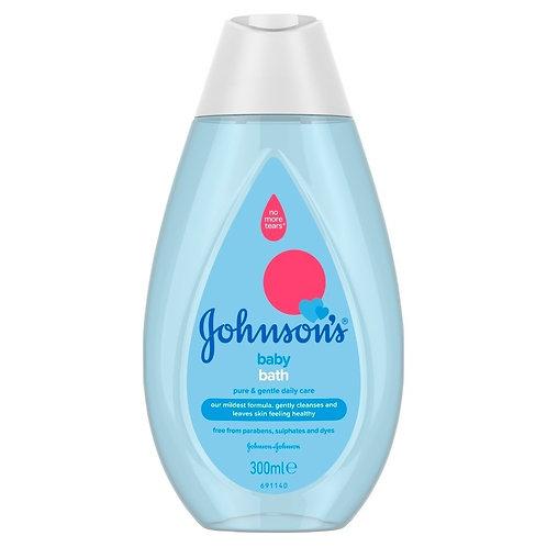 Johnson's Baby - 溫和嬰兒沐浴露 300毫升 (不含對羥基苯甲酸酯,硫酸鹽和染料)