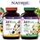 Thumbnail: Natrol - 美國 Natrol 蔬菜水果維他命蔬果營養補充品 120 pcs + 120 pcs