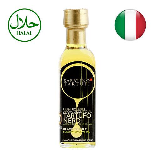 Sabatino - 意大利天然⿊松露橄欖油 100 ml (清真認證)