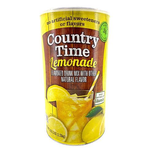 打工仔百貨 - 美國 Country Time 檸檬水果汁粉 2.33kg