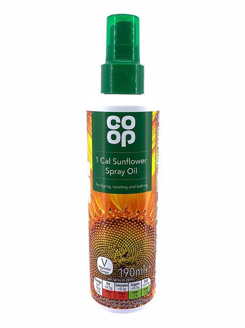 英國農場葵花籽油噴霧 190 ml