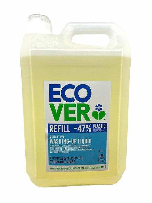 Ecover - 洋甘菊和柑桔洗潔精超大家庭裝 5公升