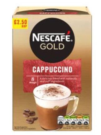 雀巢咖啡® - 金牌即溶泡沫咖啡 x 8 杯