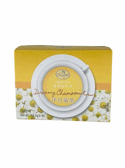 曼寧沉靜洋甘菊茶 - 1.5g*15包