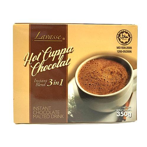 馬拉清真 - 清真馬來西亞三合一香濃巧克力飲品 35g x 10
