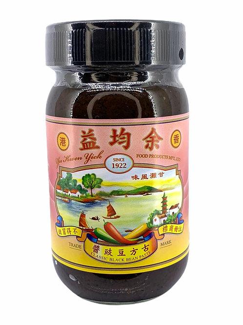 余均益 - 古方豆豉醬230g 蒸排骨鱔炆煮炒蜆...絕配