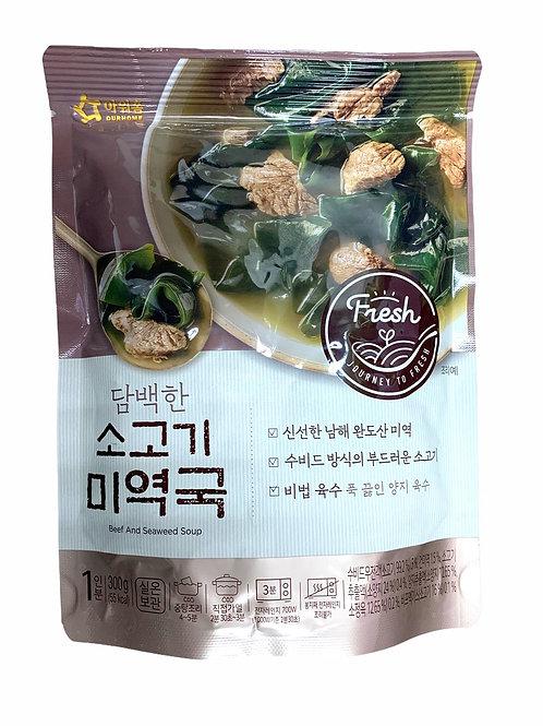OurHome - 韓國OURHOME 牛肉海帶湯包 300g (即食)