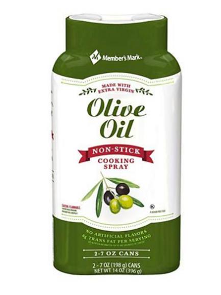 天然優品 - 美國特級初榨橄欖油不粘底噴霧 198g / 7oz x 2