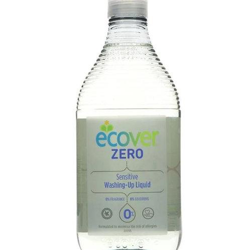 Ecover - Zero 低敏洗潔精 450 ml - 敏感皮膚適用