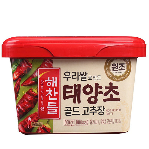 CJ - 韓國CJ Haechandle好餐得金牌太陽草 辣椒醬 500g