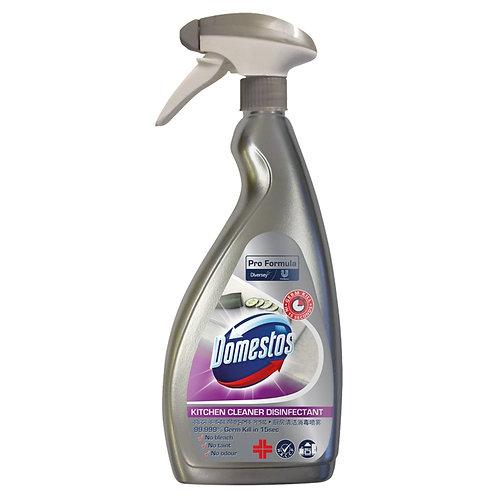 DOMESTOS - 廚房清潔消毒噴劑 750ml