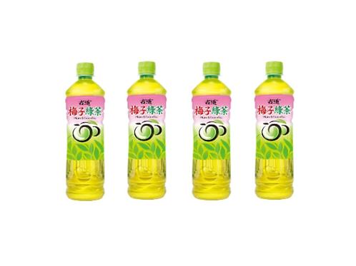古道梅子綠茶 600ml x4