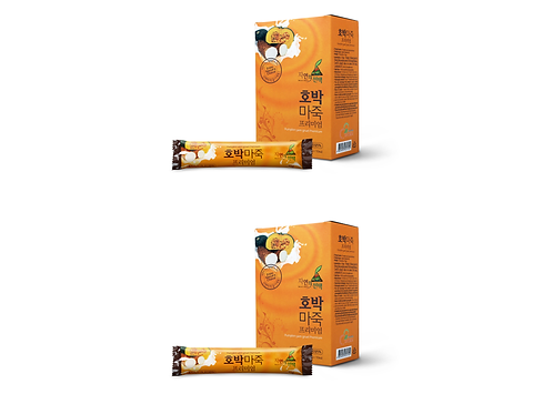 N-Choice - 韓國南瓜山藥粥 300g (30g x 10餐) x2