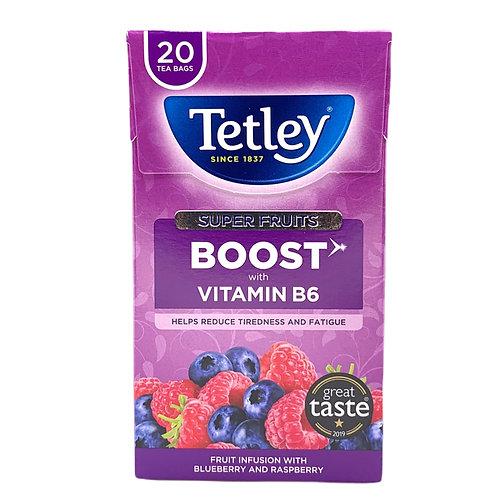 泰利 - 藍莓和覆盆子茶包 2g x 20