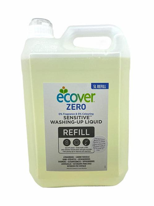 Ecover - 低敏洗潔精超大家庭裝 5公升 - 敏感皮膚適用
